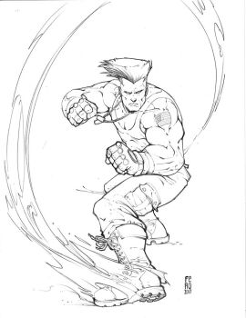Guile Lines by Fpeniche