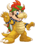 Mario Bowser by Real-Warner