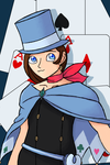 Trucy by AthenaHolmes