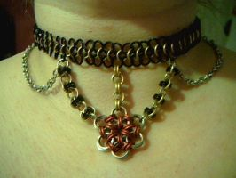 DIH Choker final by lunabellvarga