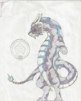 Ten Dragons Project No.10 Keskoro by shadowshot9