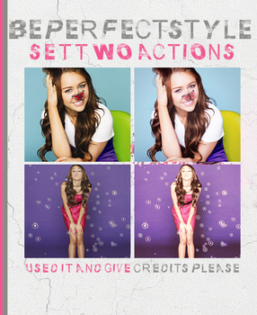 pack two actions by beperfectstyle
