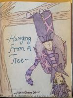 Hanging From A Tree by animalover4six