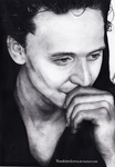 Tom Hiddleston by Woodstockowa