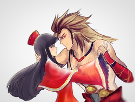 DW7 - Kill or Kiss? by Orchidias