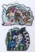 Badge commissions hereeee by Anarchpeace