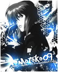Blue ID by motoko-09