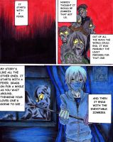 DGM Zombies Page 1 by The-Butterses