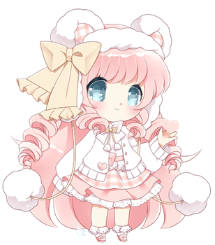 EXP SPARKLE CHIB: charmseii by cutesu