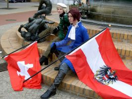 APH Austria Switzerland II by Sakiko-Seihikaru