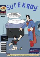 198. Superboy by Lance-the-young