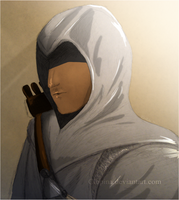 Altair by Clopina