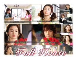 Full House Collage by lilaichee