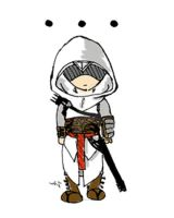 Chibi Assassin by Sister-of-Charity