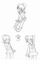 Chipette Doodles by SgtSugar