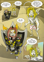 Ampere The Ordeal Page 30 by Retromissile
