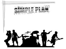 Simple Plan Wallpaper2 by simplexcalling