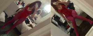 Scarlet Witch preview by TheDerpQueen