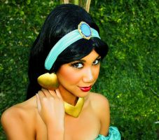 Princess Jasmine 3 by LittleMissMint