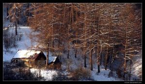 winter IV by m1xer