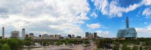 Skyline 8 Picture Panorama by Joe-Lynn-Design