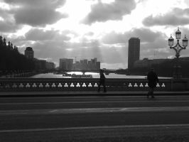 London bridge by Banjovan01