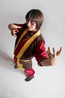ExileFayt as Zuko I by ReekaValentyne