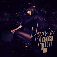 Hyorin - I Choose To Love You by Cre4t1v31