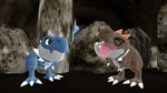PokePack - Fossils of Kalos by NipahMMD