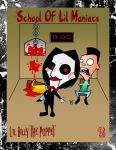 The School Play With Lil Billy the Puppet by Artist-MarcusAlley