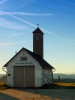 Old traditional firehouse by patrickjobst