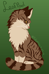 Leafpool by Rebelwolf13570