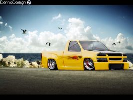 Chevy Colorado by DemoDesign