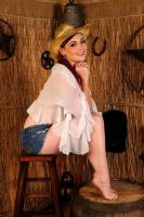 Leila - Barefoot Country Girl 01 by dm0110