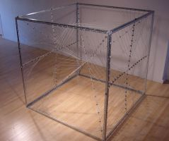 6'x6'x6' Cube by toddsmith