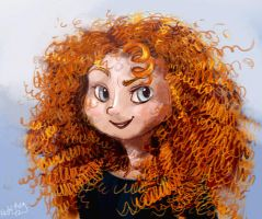 Merida by KaceyMeg