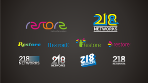 restore - 128 logo by chocoplay