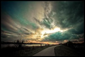 Road to Heaven ? by InfernoXfx