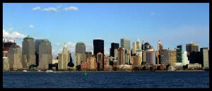 New York City by PureSunShine919