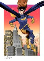 Batgirl! by lukesparrow