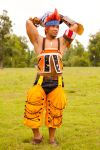 Wakka's Enjoyment by ShinrajunkieCosplay