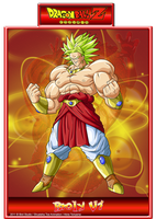 Broly V1 by CHangopepe