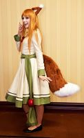 Horo at Anime South by AnaAesthetic