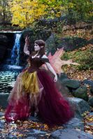 Autumn Fairy by UxiCosplay