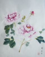 Lesson 5.1 Peonies by erikushin