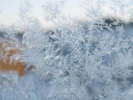 Ice crystals by BanditArtDesign
