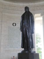 Jefferson Memorial - The Mind of Man by rlkitterman