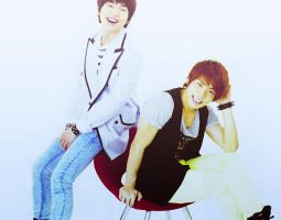 Onew and Jonghyun by blingblingcore