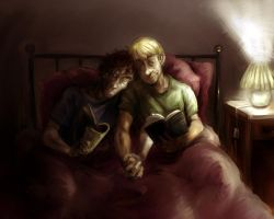 SherlockBBC: Books by DuoD