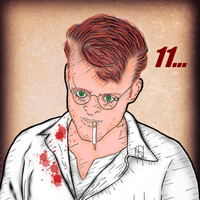 Charlie Starkweather (color) by SpaniardWithKnives